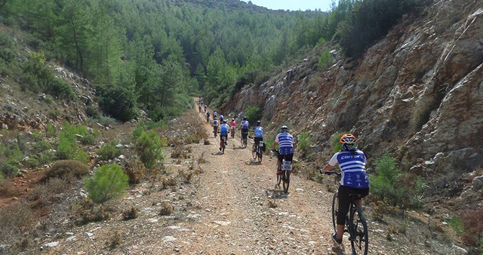 Mountain Biking in Bodrum