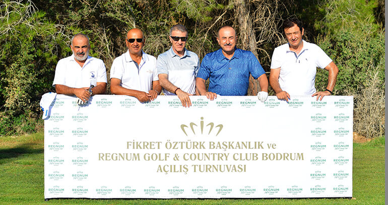 Golf Tournaments in Bodrum